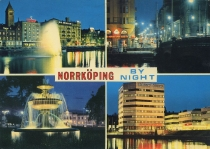 Postcard from Norrköping