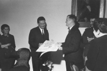 Baird receives the annual Prize of the Polish Composers' Union